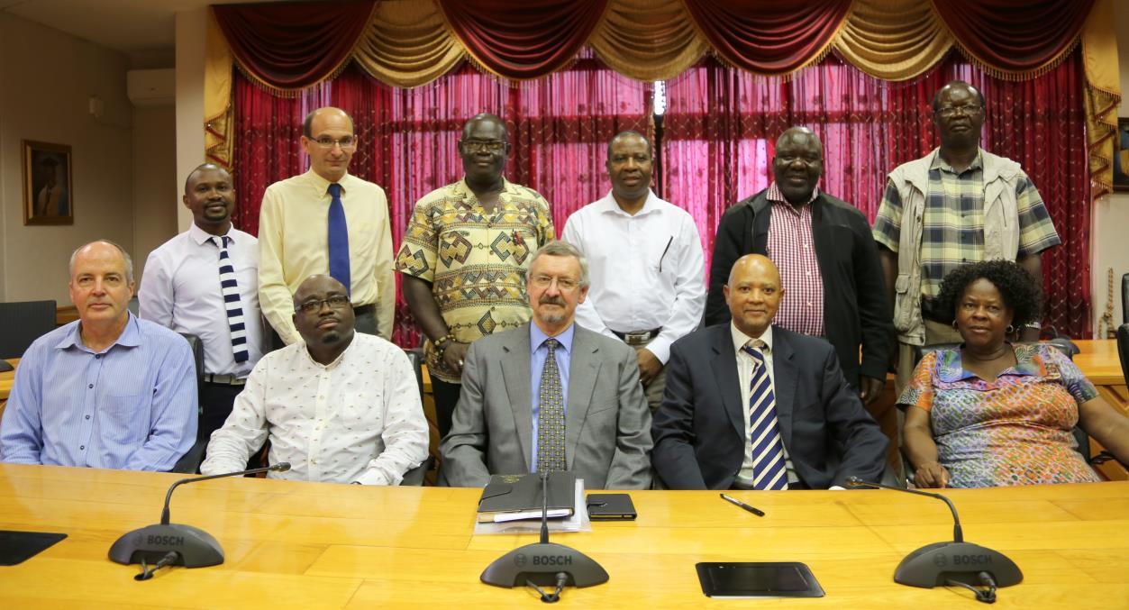 Univen and MERSETA deepen partnership in skills development