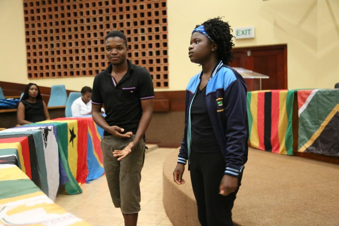 Univen welcomes international students to the 2017 academic year