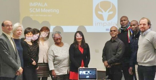 IMPALA prepares to train 20 UNIVEN Academics and Administrators on Internationalisation