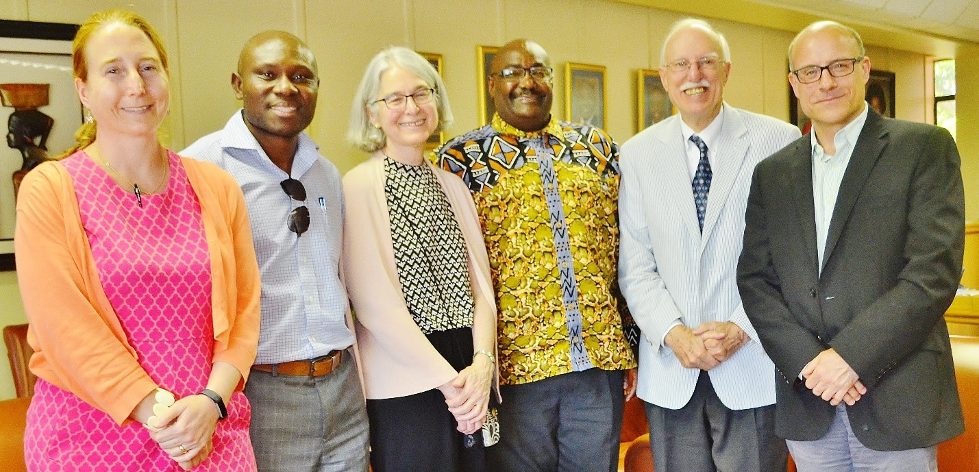 UNIVEN and UVa successfully co- host International Symposium on Global Health Research in Africa: Inspiration, Innovation & Implementation