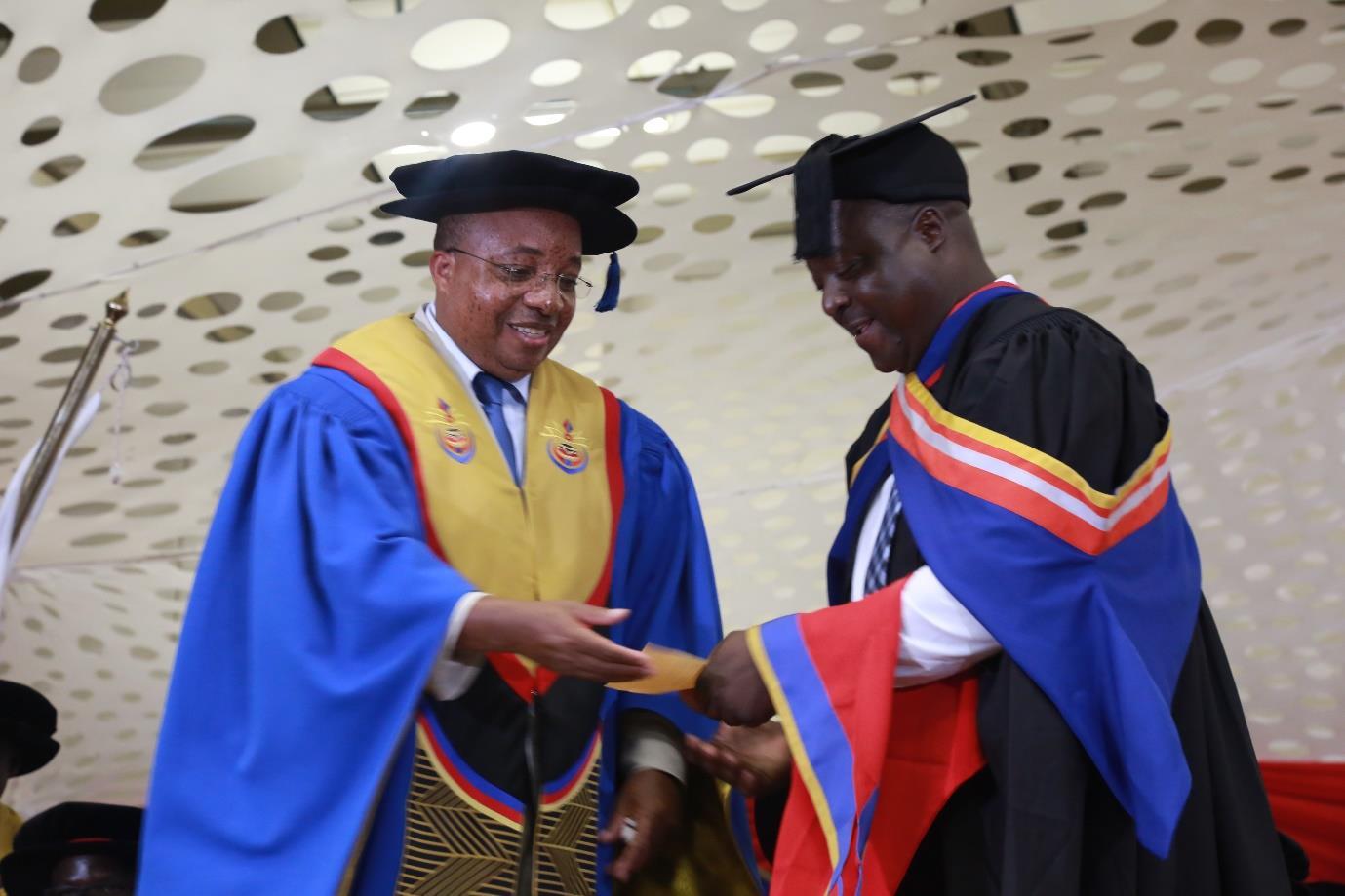 Univen Creates Human Capital Development Its Culture- Prof Nesamvuni