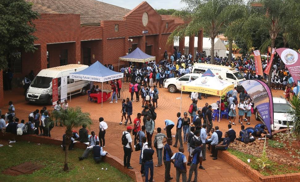 More than 15 000 learners from 182 Schools empowered during 2017 Univen Careers Exhibition