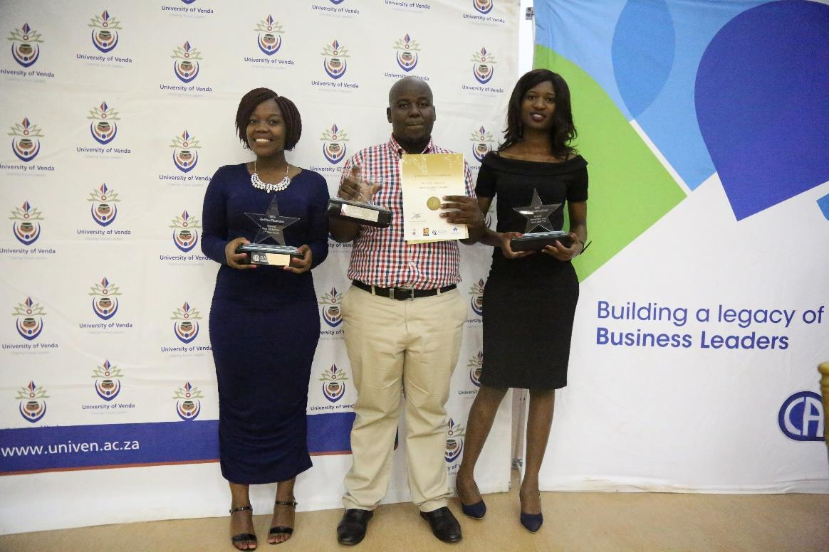 Univen, BANKSETA and SAICA acknowledge the hardwork of Thuthuka beneficiaries