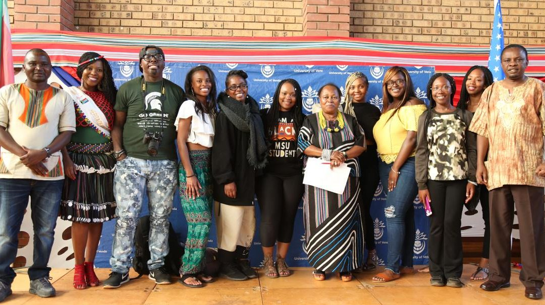 The South African Heritage Ambassador encourages Africans to decolonise modern culture