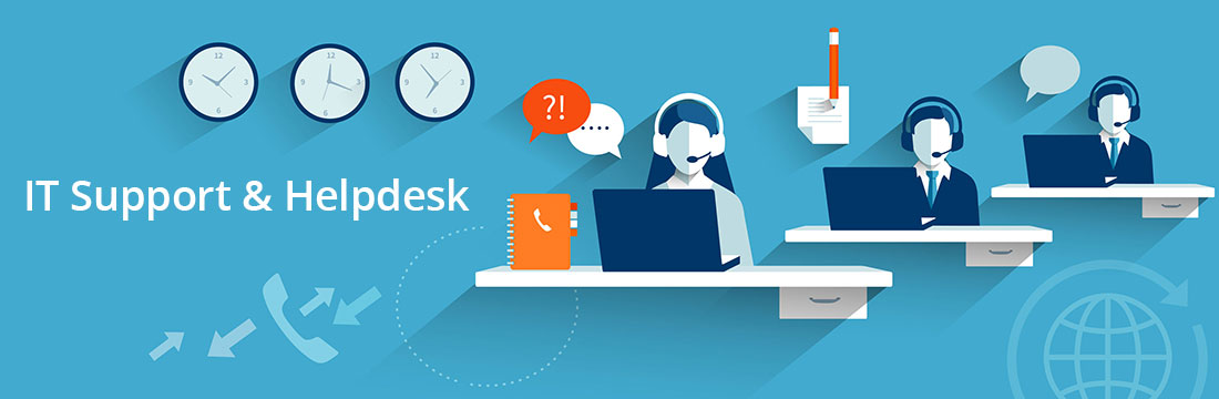 What to know: Campus IT Help Desk