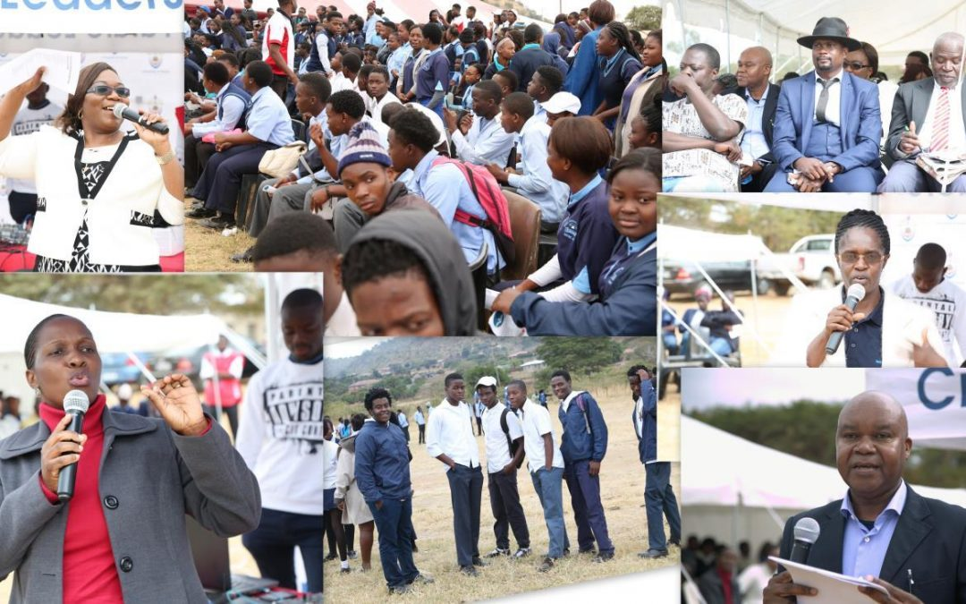 665 Vuwani learners benefit during Univen's Tshimbupfe careers exhibition
