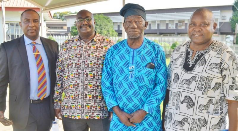 UNIVERSITY OF IBADAN APPLAUDS PROF MBATI FOR LEADING UNIVEN TO GREATER HEIGHTS