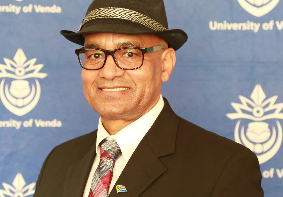 UNIVERSITY OF VENDA APPOINTS NEW DEPUTY VICE CHANCELLOR OPERATIONS