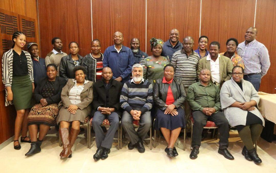 CCMA speaks effective negotiation skills to Univen staff members