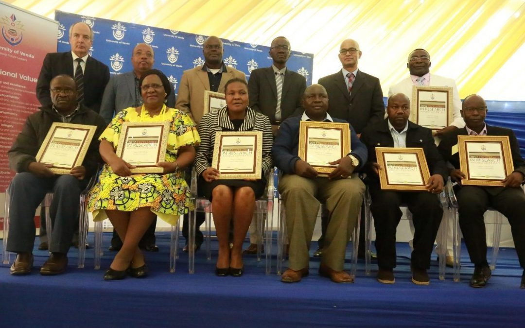 Vice-Chancellor recognises academic excellence