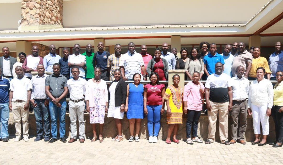 Univen Inducts New Employees