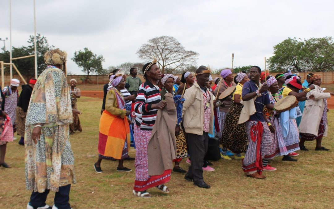 Vhembe Traditional Health Practitioners (THP) celebrate African traditional medicine week in style