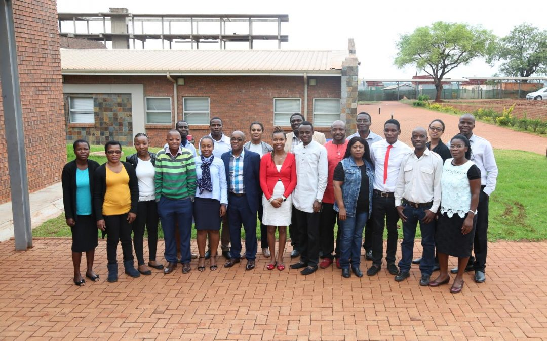 Inaugural Symposium offers Postgraduate students opportunity to engage