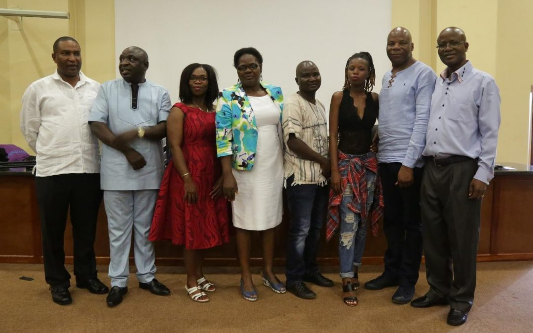 PRISA prepares Univen Media Studies students to face tough corporate world