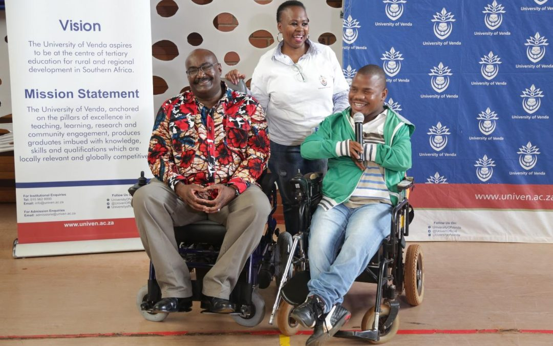 Univen supports people living with disabilities