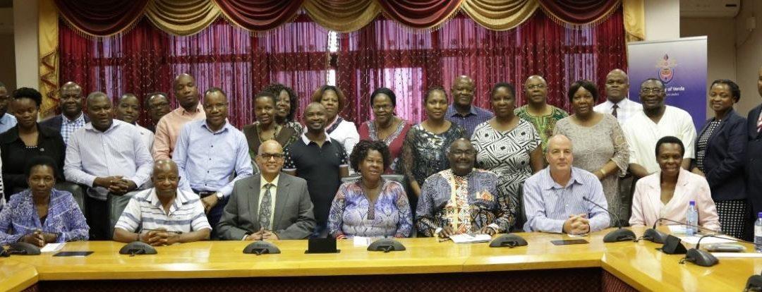 Prof Ngobeli's wisdom and commitment will remain inspirational