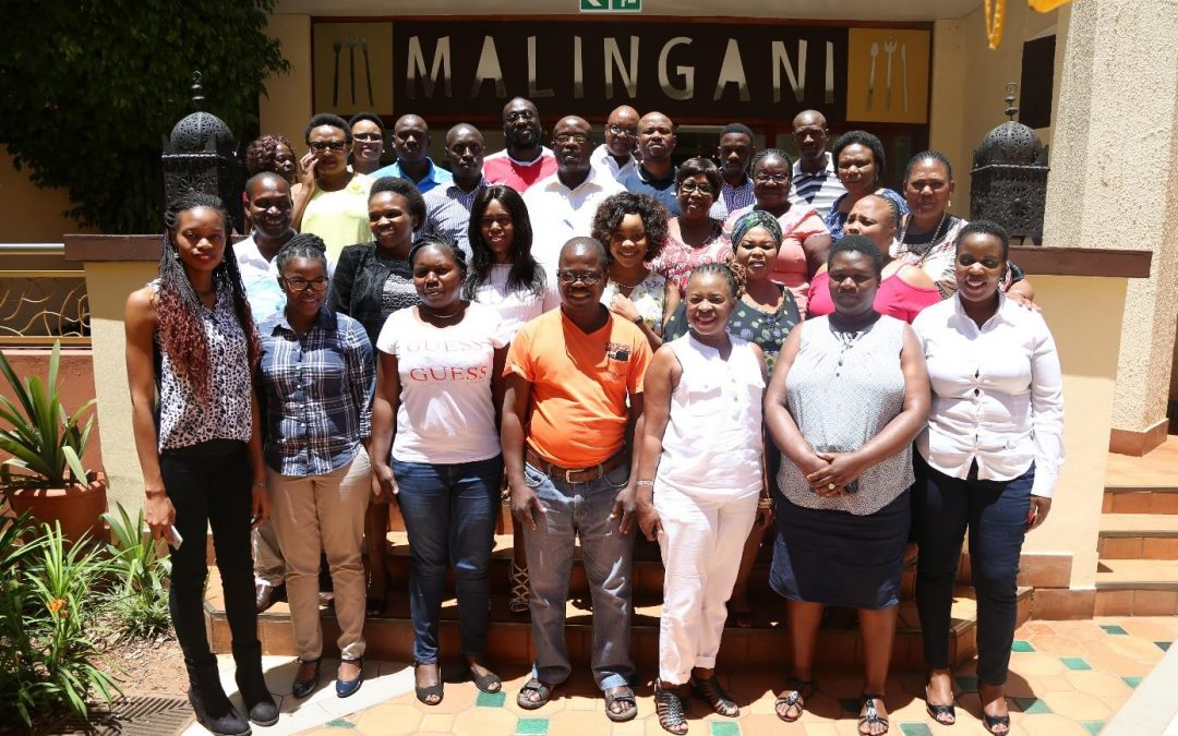 Records management training course equips Univen staff members with skills