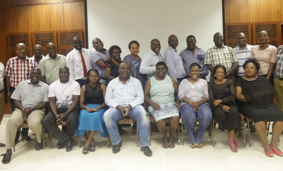 Vhembe TVET college employees successfully complete MDP programme