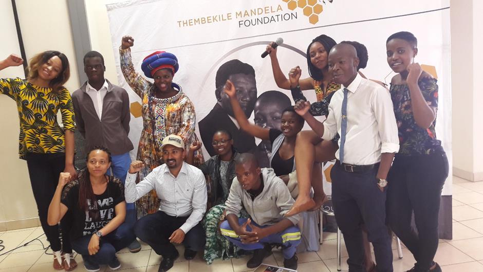 Univen Students participate in Leading like Mandela Workshop