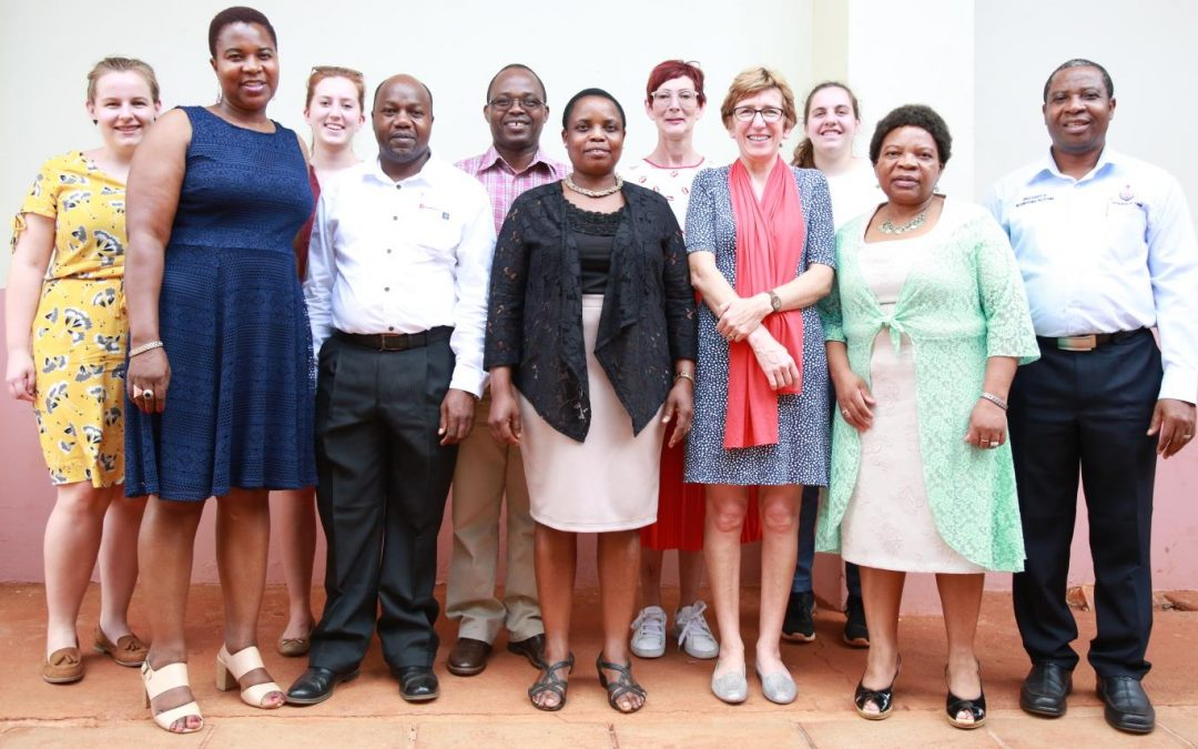 Univen-UCLL collaboration to reach new heights