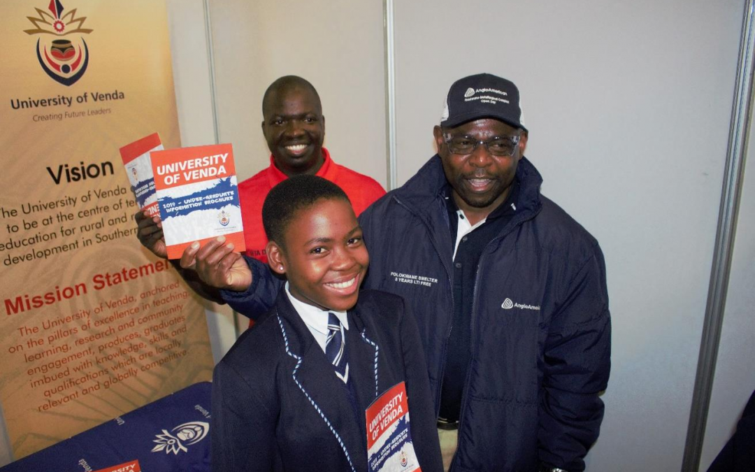 Univen provides valuable information to Capricorn District learners