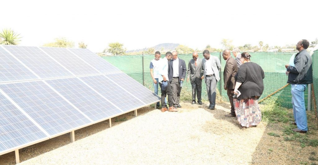 Univen, Nelson Mandela University, Eskom, CSIR and Vuwani Science Resource Centre partnership compares coastal and inland Photovoltaic performance
