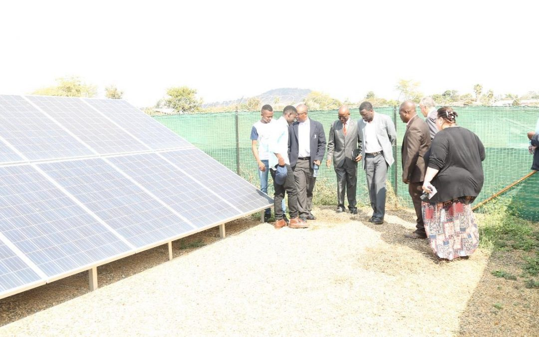 Univen, Nelson Mandela University, Eskom, CSIR and Vuwani Science Resource Centre partnership compares coastal and inland Photovoltaic performance