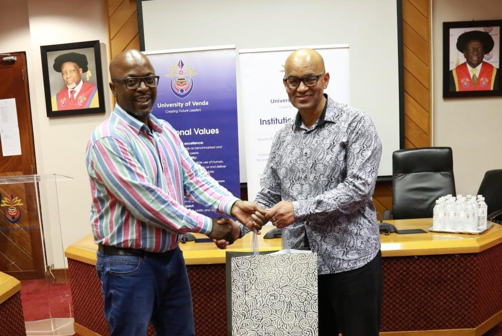 UNIVEN Bids Farewell to the Director Facilities Management