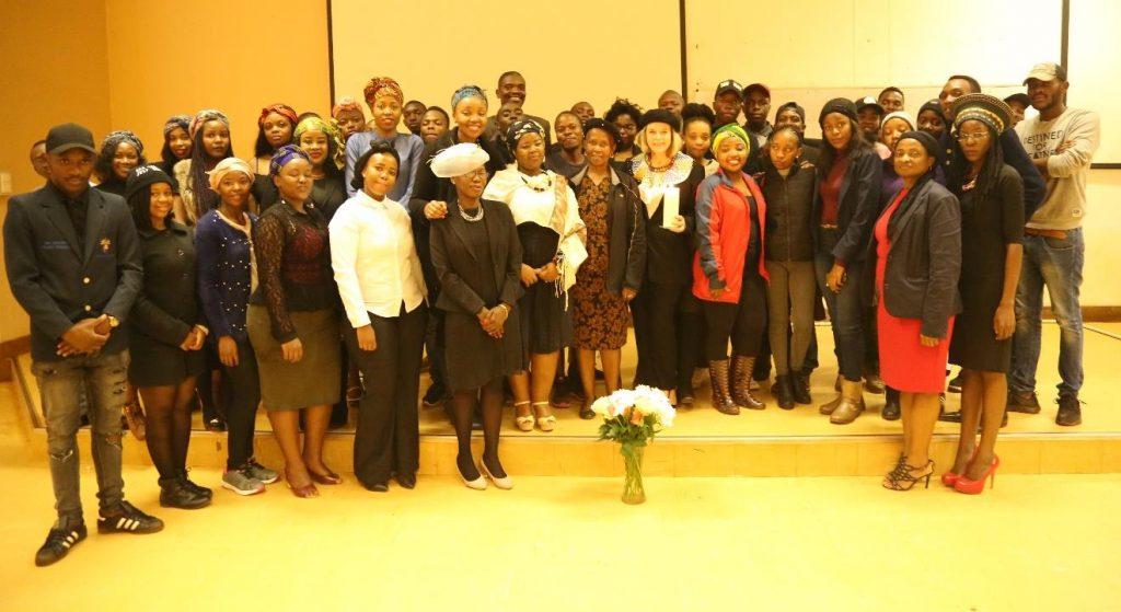 Univen School of Law honours uMama Nomzamo Winnie Madikizela-Mandela with a Memorial Service