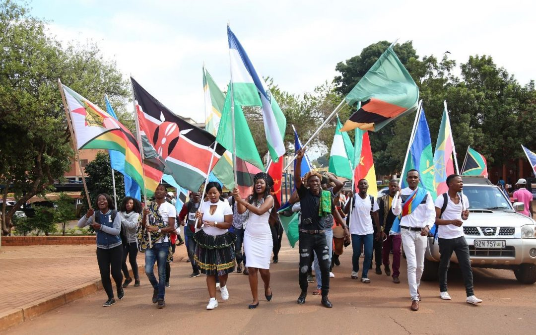 UNIVEN welcomes 2018 international students