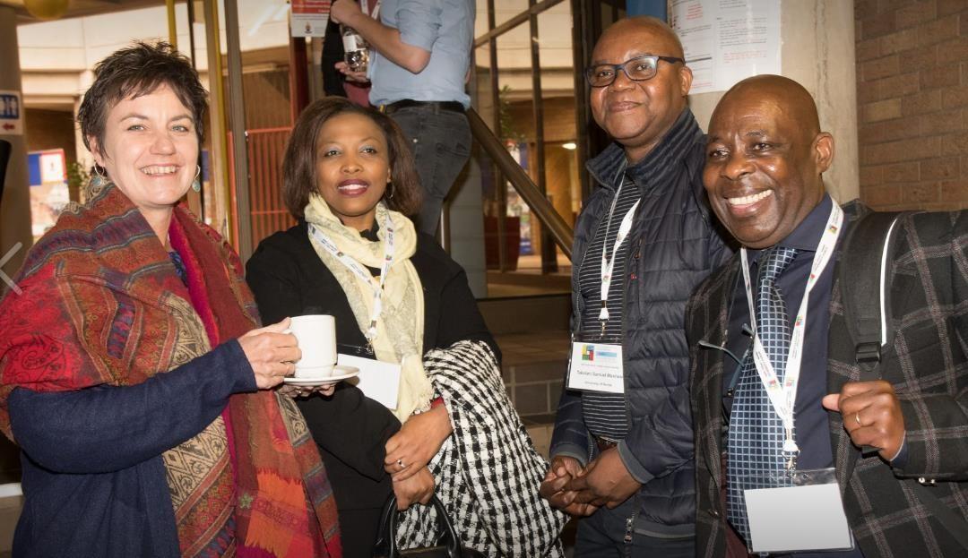 UNIVEN participates in South Africa-Sweden University Forum (SASUF) workshop at UP