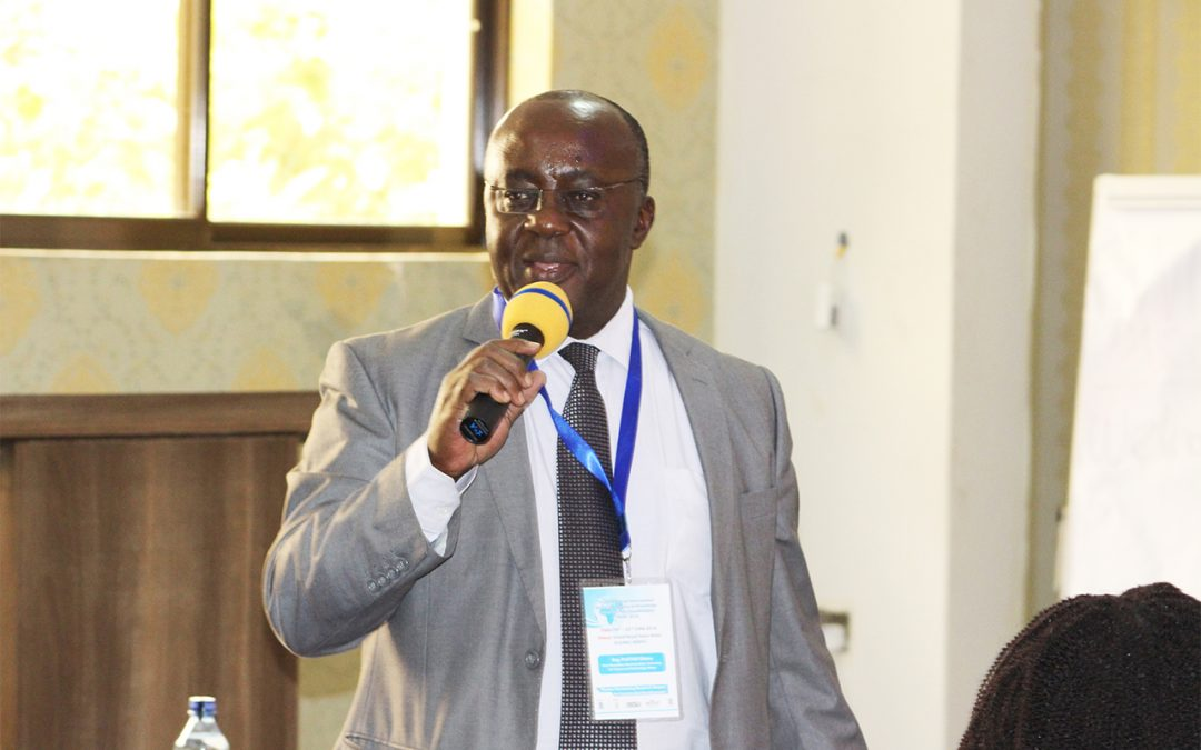 Foreword by Prof Eng. Frederick A. O. Otieno Chairperson of the Congress Oversight Committee