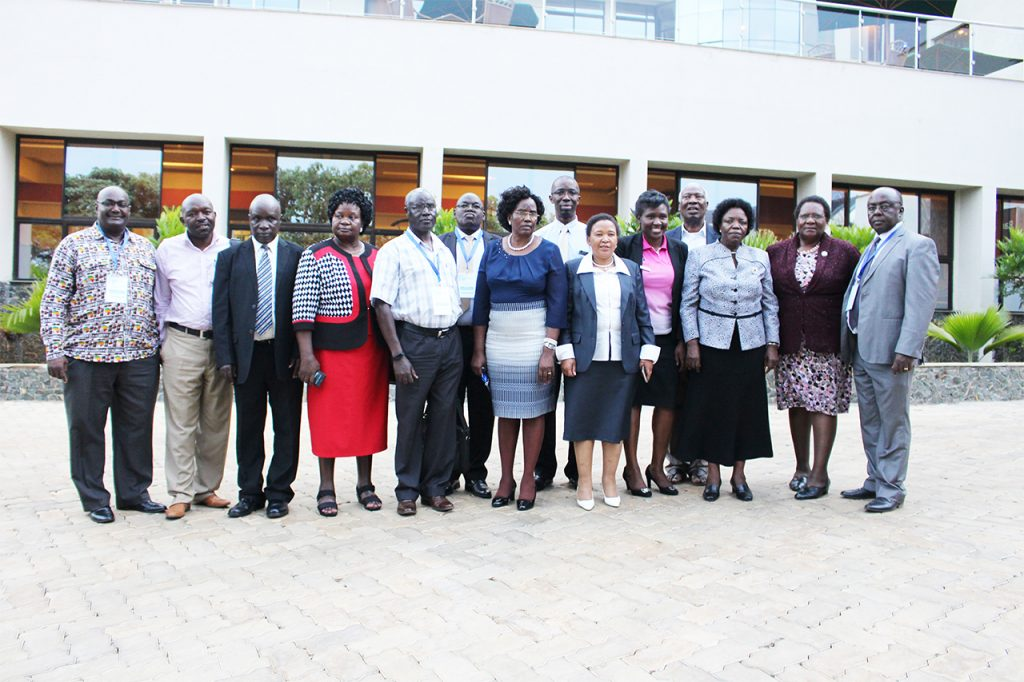 First Pan African International Research Congress: Harnessing Research Output for Sustainable Development
