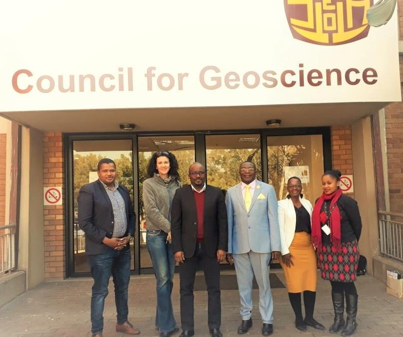VISIT TO EXTERNAL STAKEHOLDERS IN CONNECTION WITH FUNDING AND SUPPORT FOR POST-GRADUATE'S STUDENTS AND RESEARCHERS