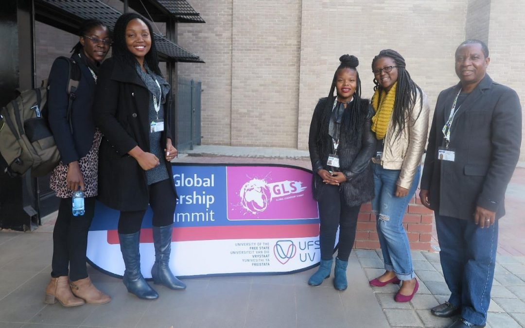 UNIVEN Participates in Global Leadership Summit at UFS