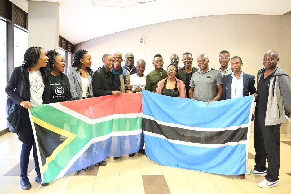 Univen and Botho University strengthen their relationship