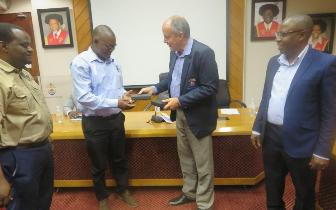 Universities of Venda and Great Zimbabwe renew their partnership