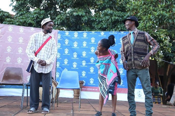Univen School of Human and Social Sciences dedicates 67 minutes to Madiba in style