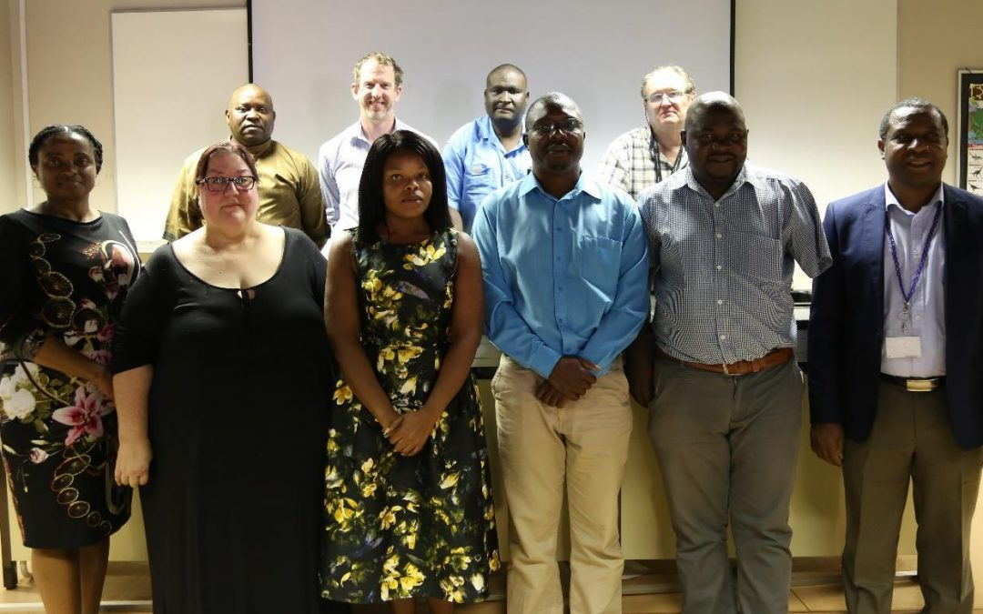 Univen SARChI Chair announces successful USDP fellowship of R5 million from DHET