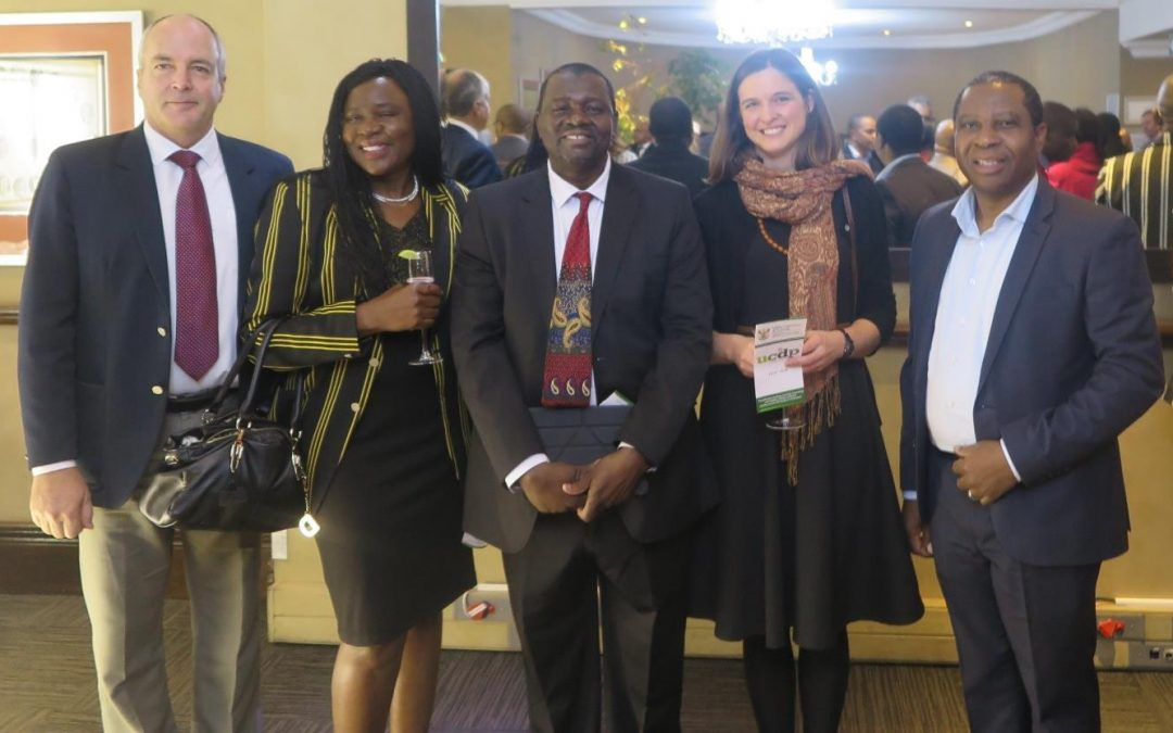 UNIVEN participates in US-SA Higher Education Network Project