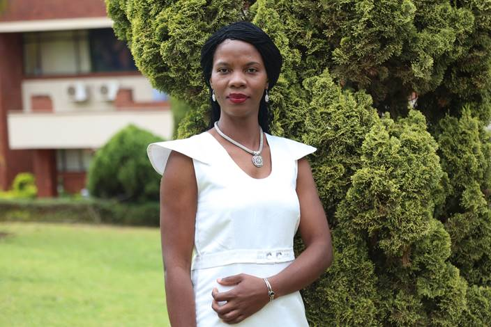 Dephney Mathebula becomes the first Female South African to obtain PhD in Mathematics at the University of Venda