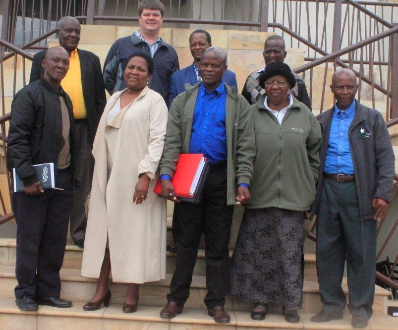 Bela-Bela CPA and Univen have done it again through a research seminar for final year Animal Science students