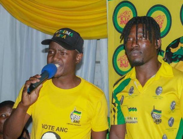 ANC Youth League takes over Univen Campus
