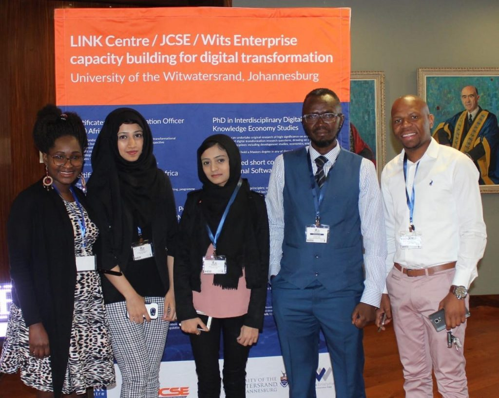 UNIVEN well represented at the 2018 IEEE Open Innovations Conference