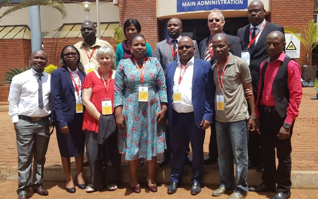 Accreditation Visit by the South African Council for Planners (SACPLAN) to University of Venda