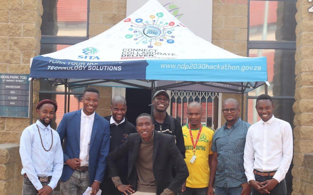 Woke Culture Univen team participated in NDP 2030 solutions Hackathon