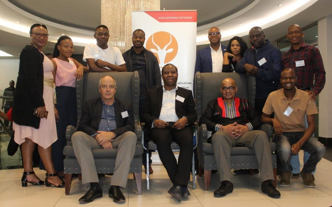 IMPALA Project responds to the needs in the South African higher education community