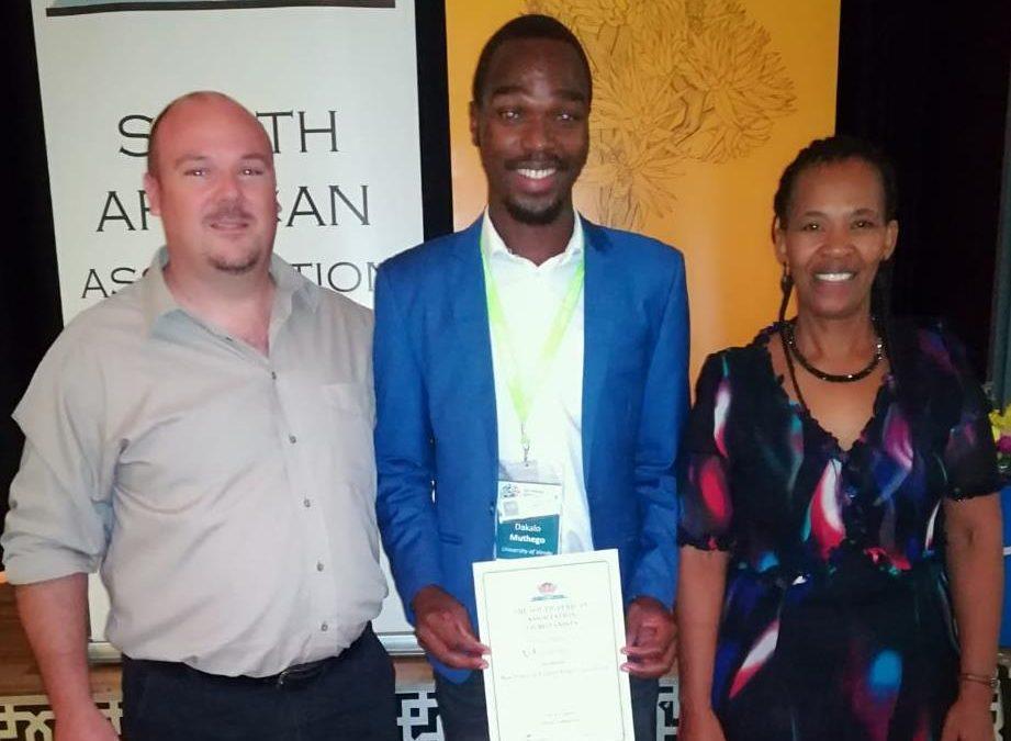 Univen BSc student scoops 2019 SAAB Award