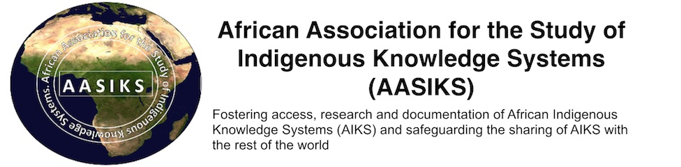 First Call for the 5th Annual International African Association for the Study of Indigenous Knowledge Systems (AASIKS) 2019 Conference to be hosted by Univen from 23 – 25 October 2019