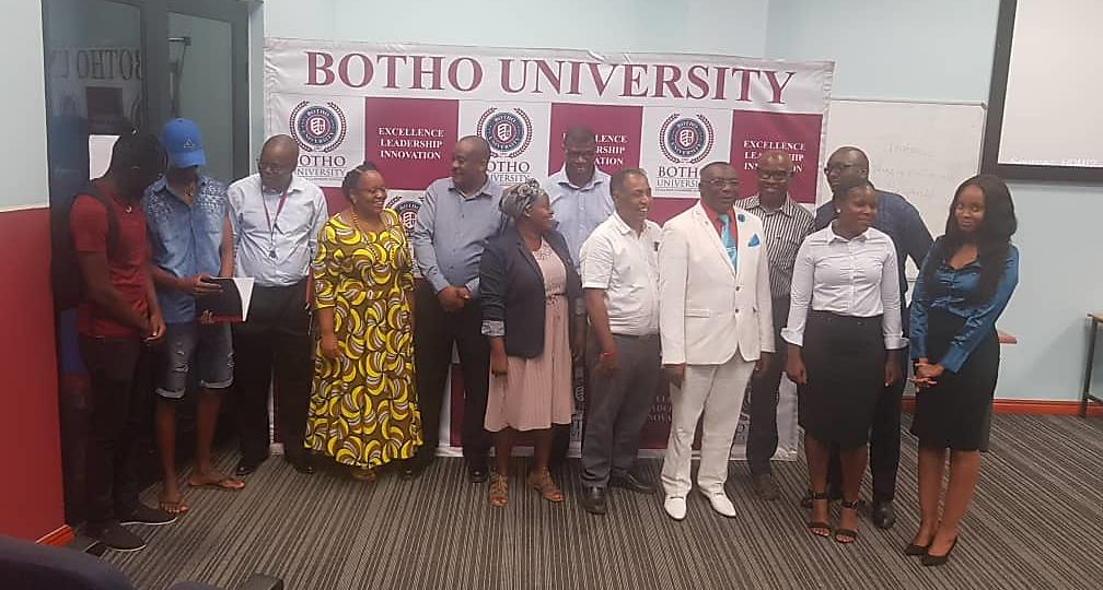 Directorate of Research and Innovation (DRI) Visits Universities in Botswana